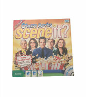 Scene It? Comedy Movies Deluxe Family Fun Board Game (Screenlife) New & Sealed