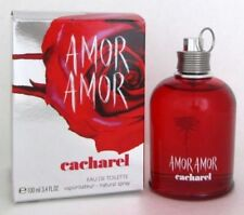 Amor Amor by Cacharel Perfume for women EDT 3.3oz/100 ML  Spray Brand New