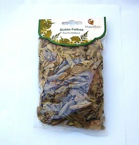 Boldo Flower Tea Loose Leaf 5 x 50 gr - Infusions from Portugal