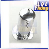 2.5 L Fuel Surge Tank Swirl Pot Suit Bosch 044 Fuel Pump AN Dash Fittings