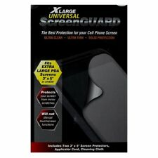 Universal Extra Large (3x5-inch) Screen Protector - Clear Transparent
