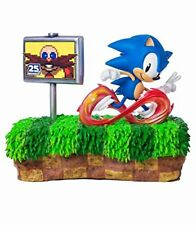 SONIC THE HEDGEHOG 25TH ANNIVERSARY FIRST 4 FIGURES STATUE F4f First4Figures