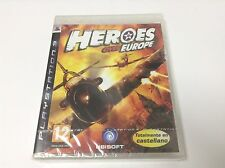 HEROES OVER EUROPE . Pal España .. EnvioCertificado .... Paypal