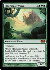 ELDERSCALE WURM M13 Magic 2013 MTG Green Creature—Wurm MYTHIC RARE