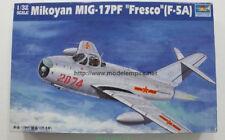 "Trumpeter 1/32 02206 Mikoyan MIG-17PF ""Fresco"" (F-5A)"