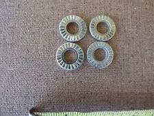 4- Schwinn Serrated Washers **Refurbished** Krate and Rear Wheels