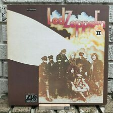LED ZEPPELIN II LP RL STERLING SOUND SS BOB LUDWIG CP US RARE SD 8236 ATLANTIC