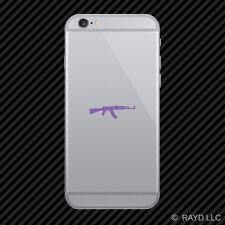(2x) AK-47 Cell Phone Sticker Mobile AK47 Kalashnikov many colors