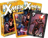 X-MEN - PLAYING CARD DECK - 52 CARDS NEW - MARVEL COMICS 52435