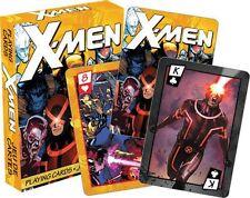 X-MEN - PLAYING CARD DECK - 52 CARDS NEW - MARVEL COMICS 52435