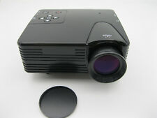 Mini LED projector H80 LED Orthographic Projection 80Lumen