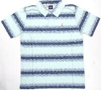Lightning Bolt Polo Styled Shirt Surf The Web Lightning Bolt 100% Cotton Bolt