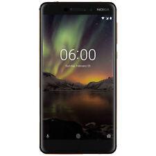NOKIA 6.1 DS 32 GB Schwarz