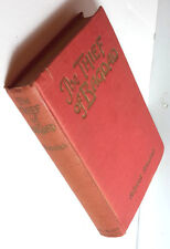 1924 Thief of Bagdad/D Fairbanks Photoplay Hardcover Book w 4 Movie Photo(C6547)