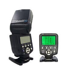 Yongnuo Wireless YN-560 IV Speedlite + YN560-TX N Manual Controller For Nik