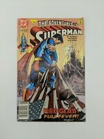 The Adventures of Superman #479 (June 1992) Vintage DC Comics Free Shipping
