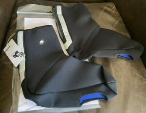 Assos Winter Cycling Booties - Winter Plus Overshoes - Black