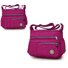 Lady Women Handbag Shoulder Purse Messenger Satchel Crossbody Tote Bag Polyester