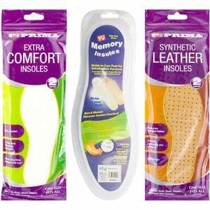 Memory Insoles Shoe Cushion Foam Pain Foot Support Orthotic Pad Women Men Shoes