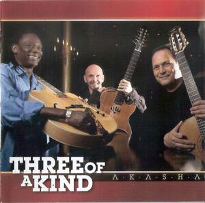 Three of a Kind – Akasha     new 2- cd   in seal