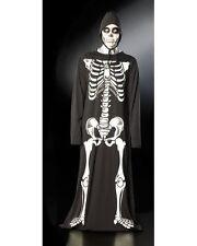 Costume de squelette phosphorescent