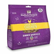 Stella & Chewy's Freeze-Dried Raw Chick Chick Chicken Dinner Morsels Cat Food...