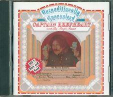 Captain Beefheart And The Magic Band - Unconditionally Guaranteed Cd Perfetto