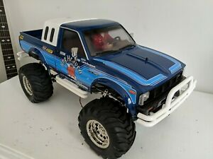 Genuine Tamiya Bruiser Pro Finished And Ready To Drive