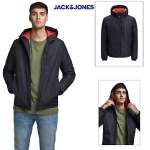Las Mejores Ofertas En Hombres Jack Jones Chaqueta Acolchada Ebay