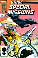 G.I. JOE SPECIAL MISSIONS #5 (VOL 1) MARVEL / JUN 1987 / N/M / 1ST PRINT