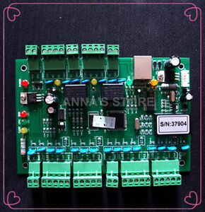 TCP/IP Two 2 Door 20K Users 100K Events Access Controller