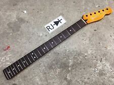 Mighty Mite Licensed Telecaster Electric Guitar Neck Fender Rosewood Relic