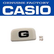 CASIO G-SHOCK DW-6900FS-8 Watch Bezel Push Light Button White/Black w/Spring