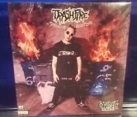 Ouija Macc - Trash Fire Deluxe CD SEALED rare insane clown posse psychopathic