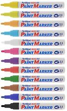 Artline 400XF Paint Pen Permanent Liquid Marker Waterproof  Metal Plastic Fabric