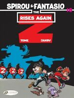 Spirou & Fantasio 16 : The Z Rises Again, Paperback by Tome & Janry, Brand Ne...