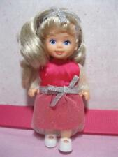 VTG Simba Toys STEFFI LOVE Steffie & EVI kelly SIZE DOLL IN PRINCESS DRESS/SHOES