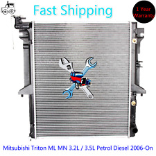 Premium Radiator Mitsubishi Triton ML MN 3.2L / 3.5L Petrol Diesel 2006-On AT/MT