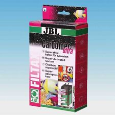 JBL Carbomec Ultra 800ml (filter media carbon pH8 marine malawi aquarium tank)