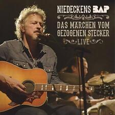 Das Märchen Vom Gezogenen Stecker (Live) von Niedeckens BAP (2014) 2CD Neuware