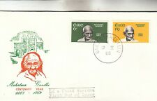 Ireland Mahatma Gandhi First Day Cover