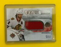 Duncan Keith - 2016-17 Ultimate Collection Keystone Fabrics jersey /99 Blackhawk