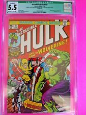 Incredible Hulk #181 CGC 5.5 Qualified (NO RESERVE)