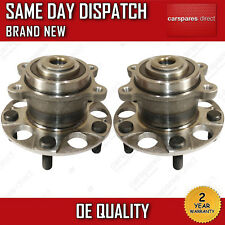 HONDA ACCORD VTEC CTDI REAR 2X WHEEL BEARING + HUB 2003>2008 **BRAND NEW**