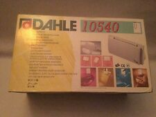 Dahle 10540 Professional Desktop Letter Folder Folding Machine Office Gadget