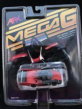 AFX MEGA G PORSCHE 962 #5 BLACK & RED TOMY AURORA