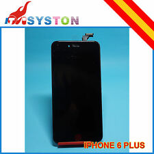 iPhone 6 plus LCD Tactil Digitalizador Pantalla Display Completa  Negro Negra