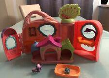 Littlest Pet Shop Get Better Center House Vet Clinic Hospital Play Set Lot LPS