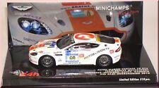 Aston Martin Vantage V8 GT4 24h ADAC Nürburgring 2010 Minichamps 437101360 1:43