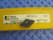 NOS Kennametal DNMG433K DNMG150412K KC910 Lot of 5 inserts